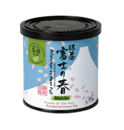 matcha fuji no haru