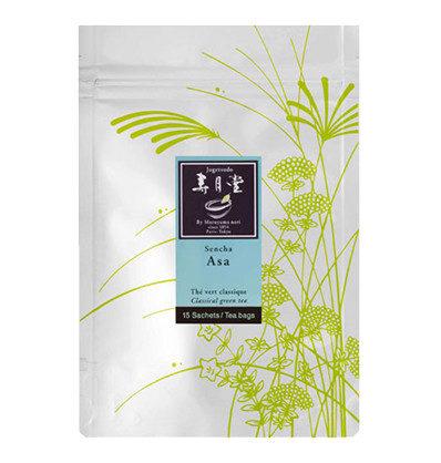 sencha tea bag