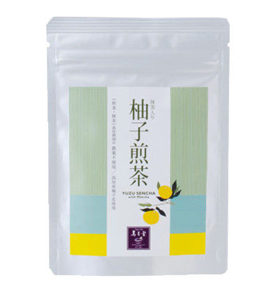 yuzu sencha tea bag