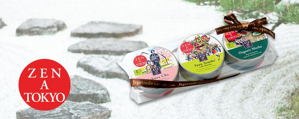 Zen a Tokyo (an assorment of three tea)