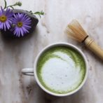 matcha latte fall