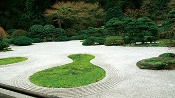 portland japanese garden is serving jugetsudo premium teas at their cafe