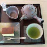 Tea at Umami Cafe