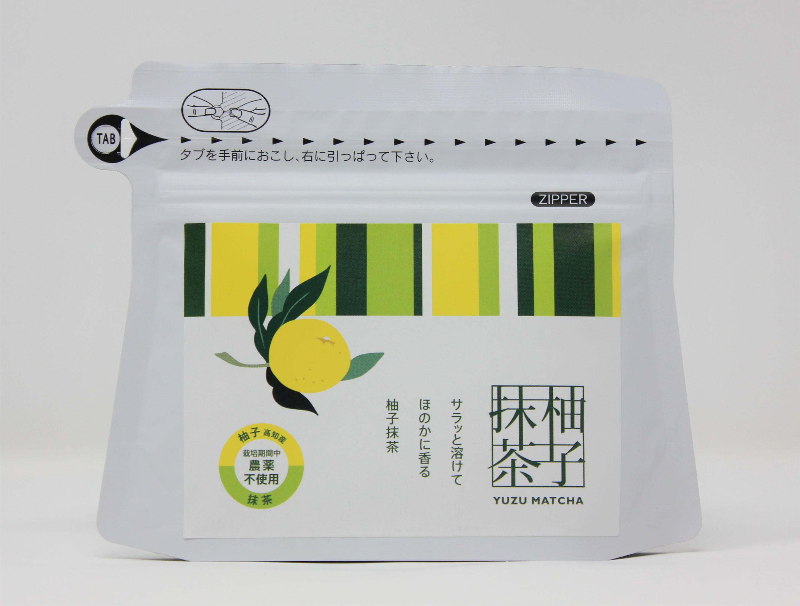 yuzu matcha 40g bag