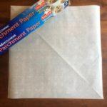 """15"""" x 15"""" parchment paper"""